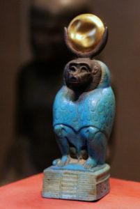 Thoth como babuino