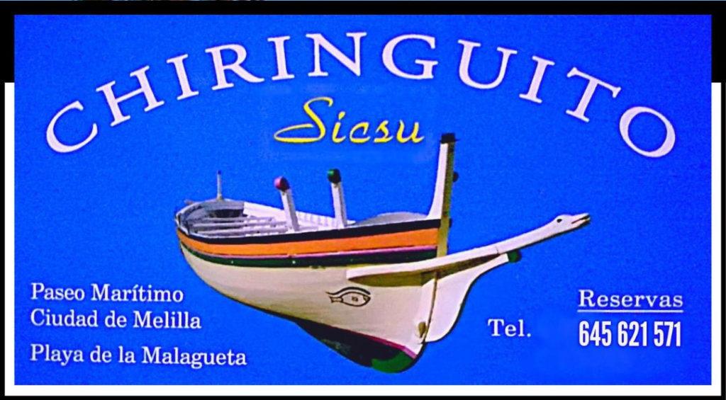 Chiringuito Sicsú (Málaga) - Patrocinador de la Asociación Española de Comunicación No Verbal