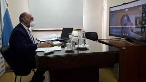 Juicio por videoconferencia