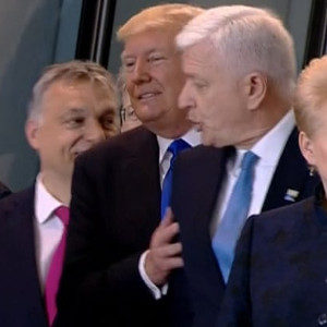 Trump empuja Primer Ministro de Montenegro