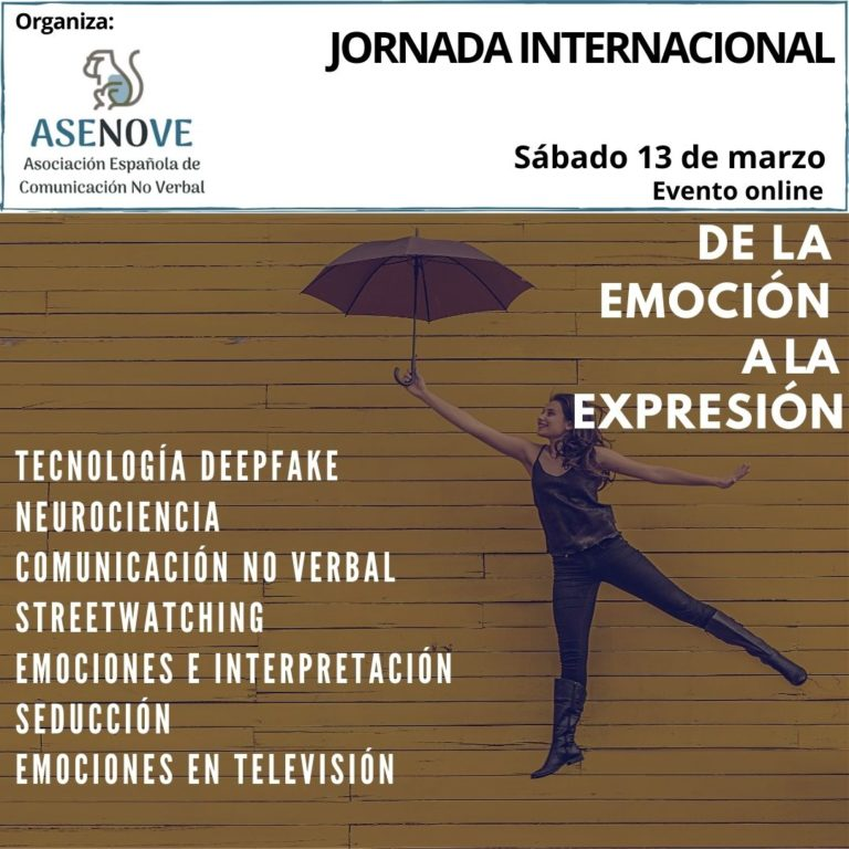 Jornada Internacional de Comunicación No Verbal