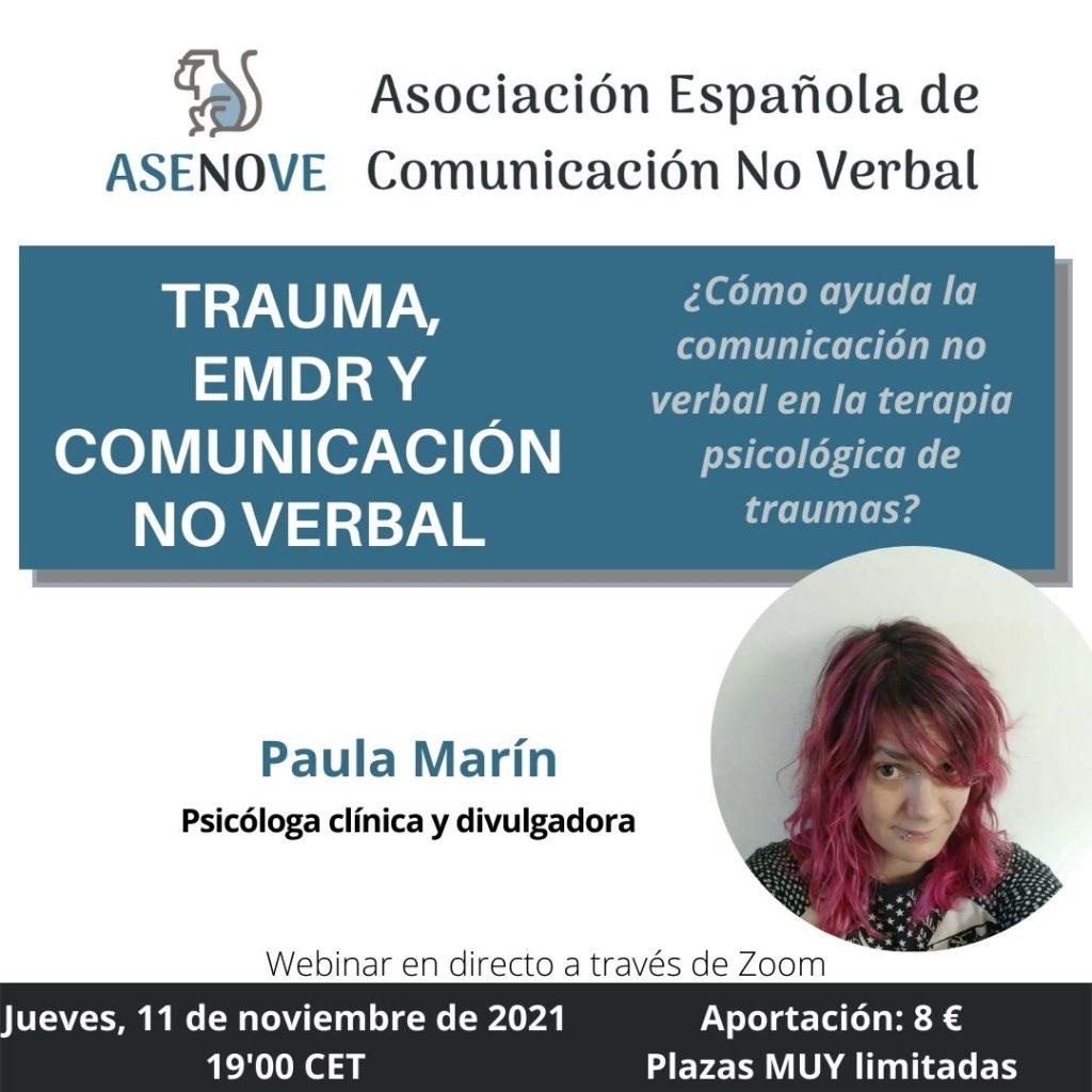 Webinar Paula Marín